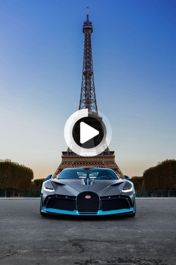 Photo of 高級車Bugatti+高級車