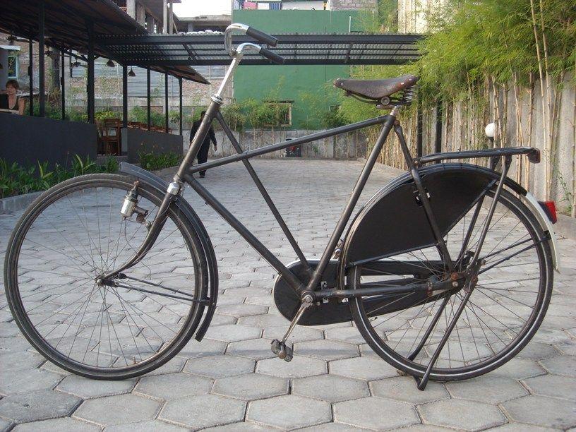 Gazelle Kruisfiets 65 Cm Thn 1960 Desain Sepeda