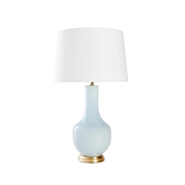 Adeline Table Lamp In Ocean Table Lamp Lamp Blue Lamp