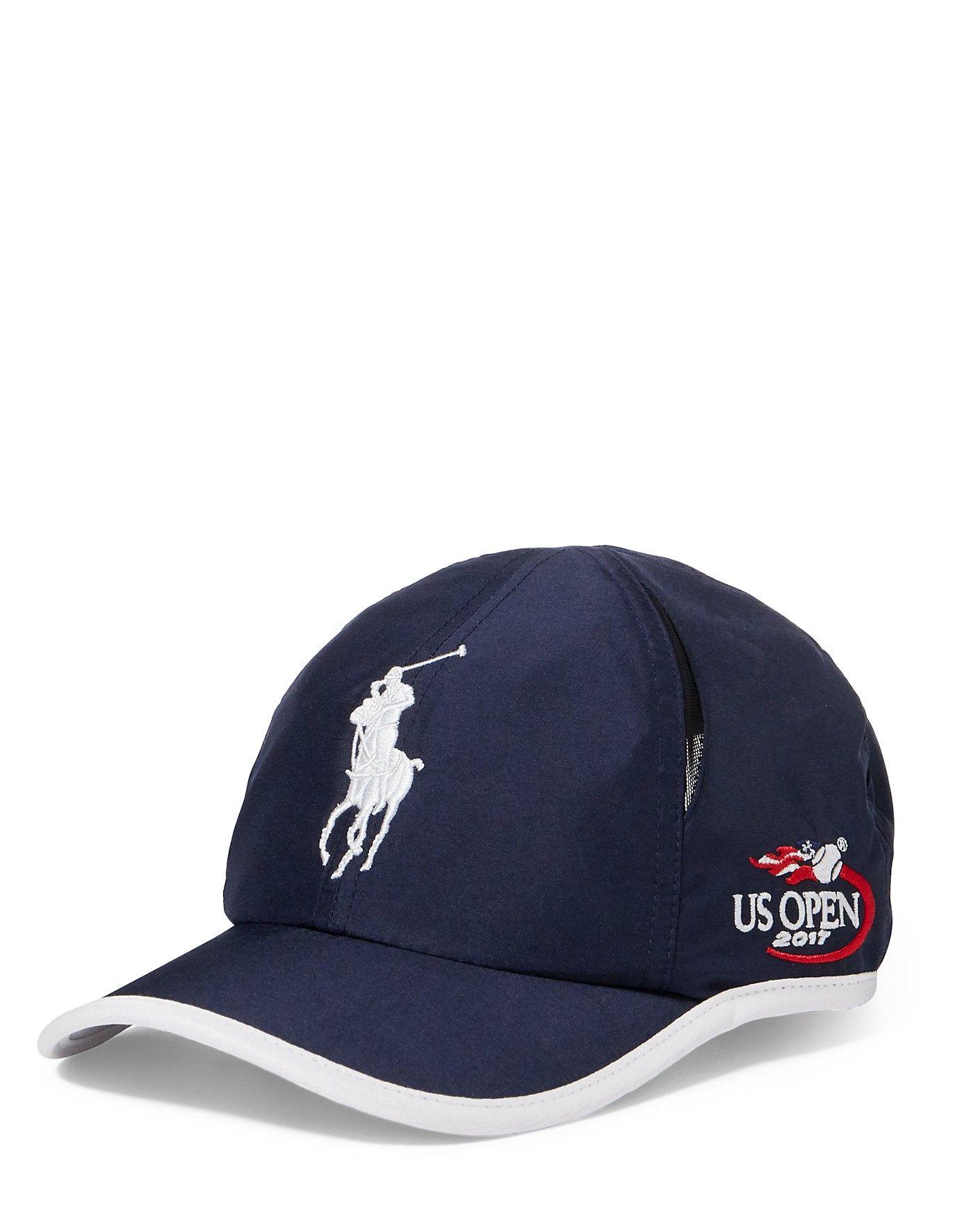 dd209334481 RALPH LAUREN Polo Ralph Lauren US Open Crosscourt Twill Cap.  ralphlauren   cloth