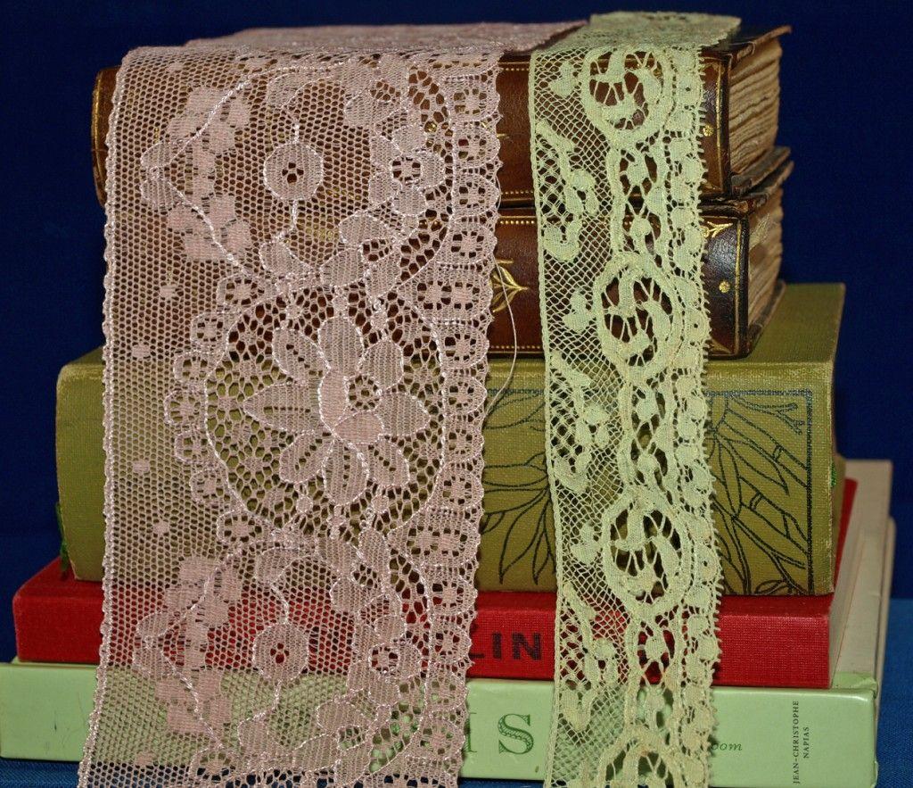 Pastel lace panels Lace outfit, Antique lace, Lace panelled