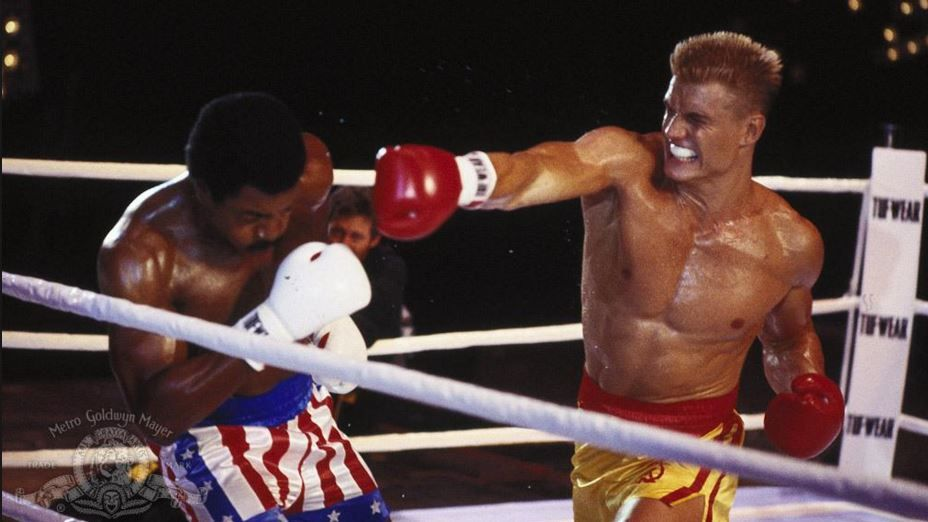 Apollo VS Drago in Rocky IV | rocky | Pinterest | Films ...