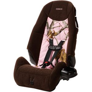 Cosco High Back Booster Car Seat Realtree Pink Car