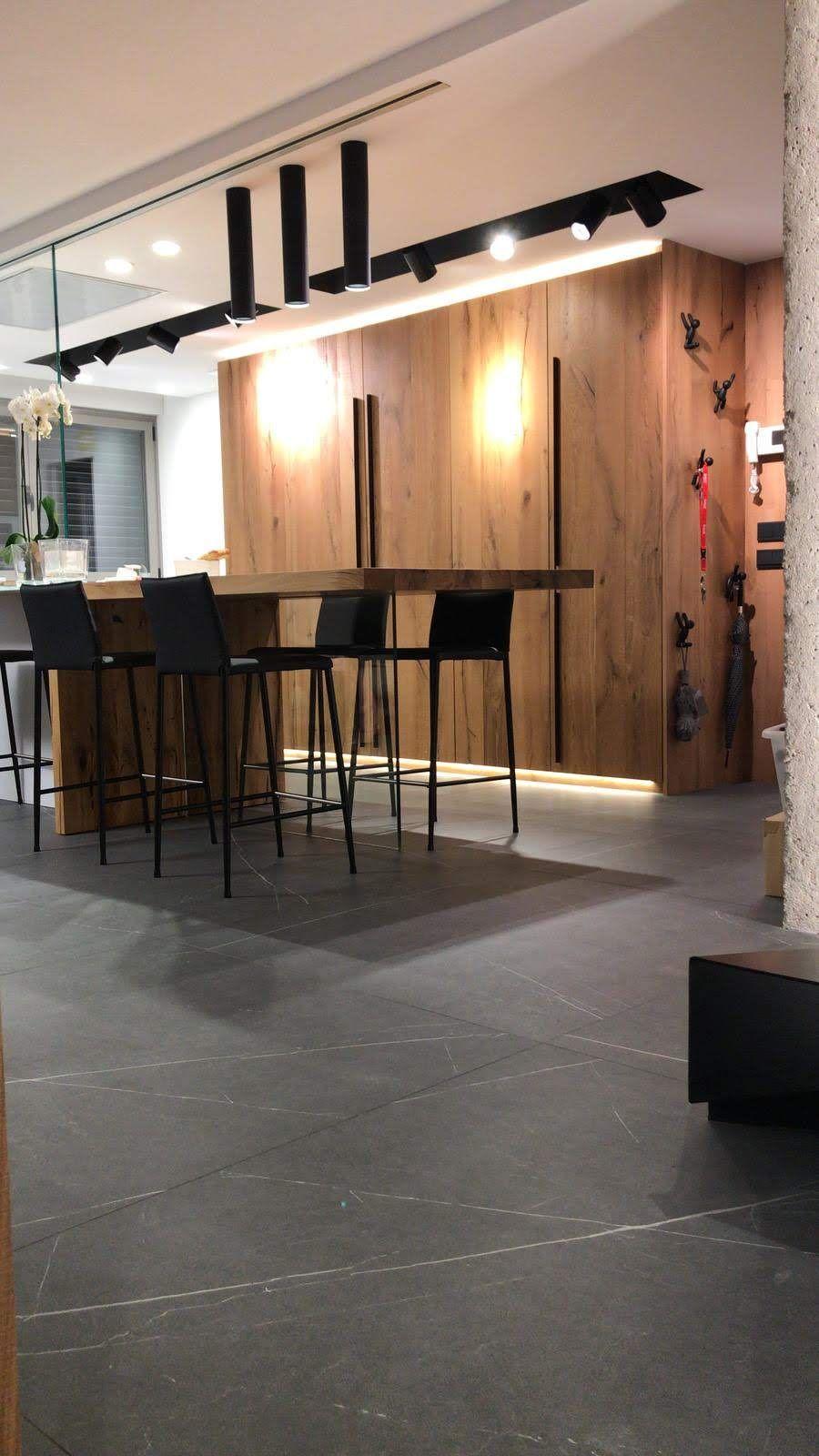 Vamos a comenzar la semana mostrando un ejemplo de mueble bar ...