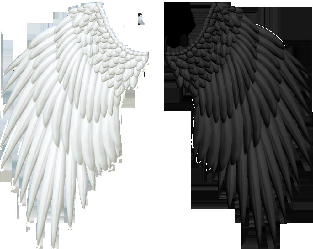 Black Angel Wings By Marioara08 On Deviantart Black Angel Wings Black Angels Fallen Angel Wings