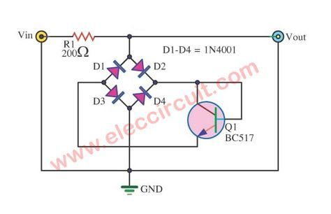Tremendous Simple Overload Protection Circuits Electric Circuit Ic Wiring Digital Resources Antuskbiperorg