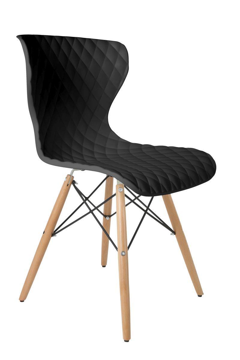 Modern bequem und schlicht Ein Stuhl für alle Räumlichkeiten So