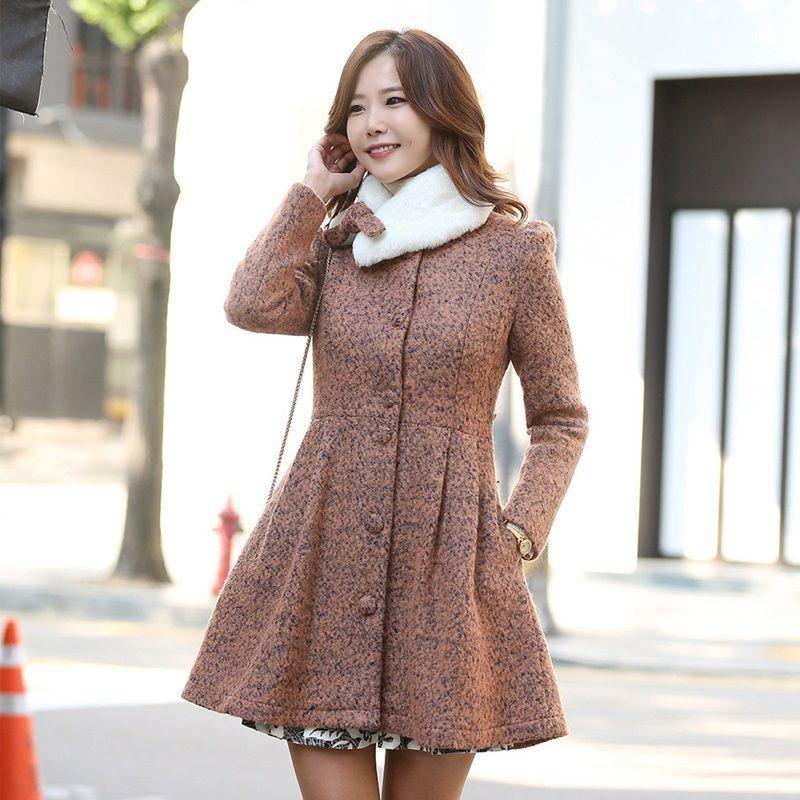 65396d7f43e98 abrigos coreanos para mujer 2015 - Buscar con Google Juveniles