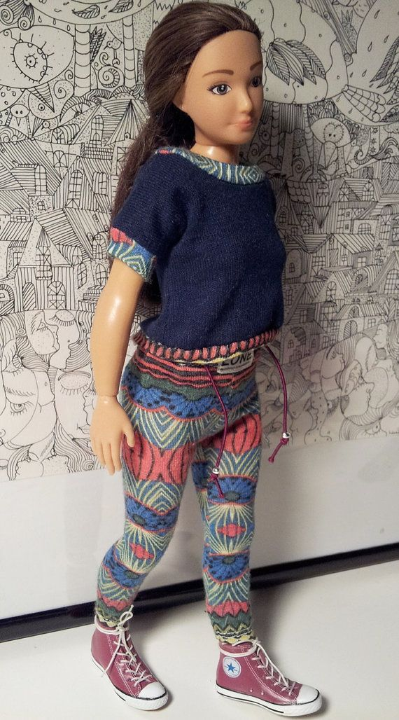 lammily leggings Barbie clothes Lammily clothes lammily handmade