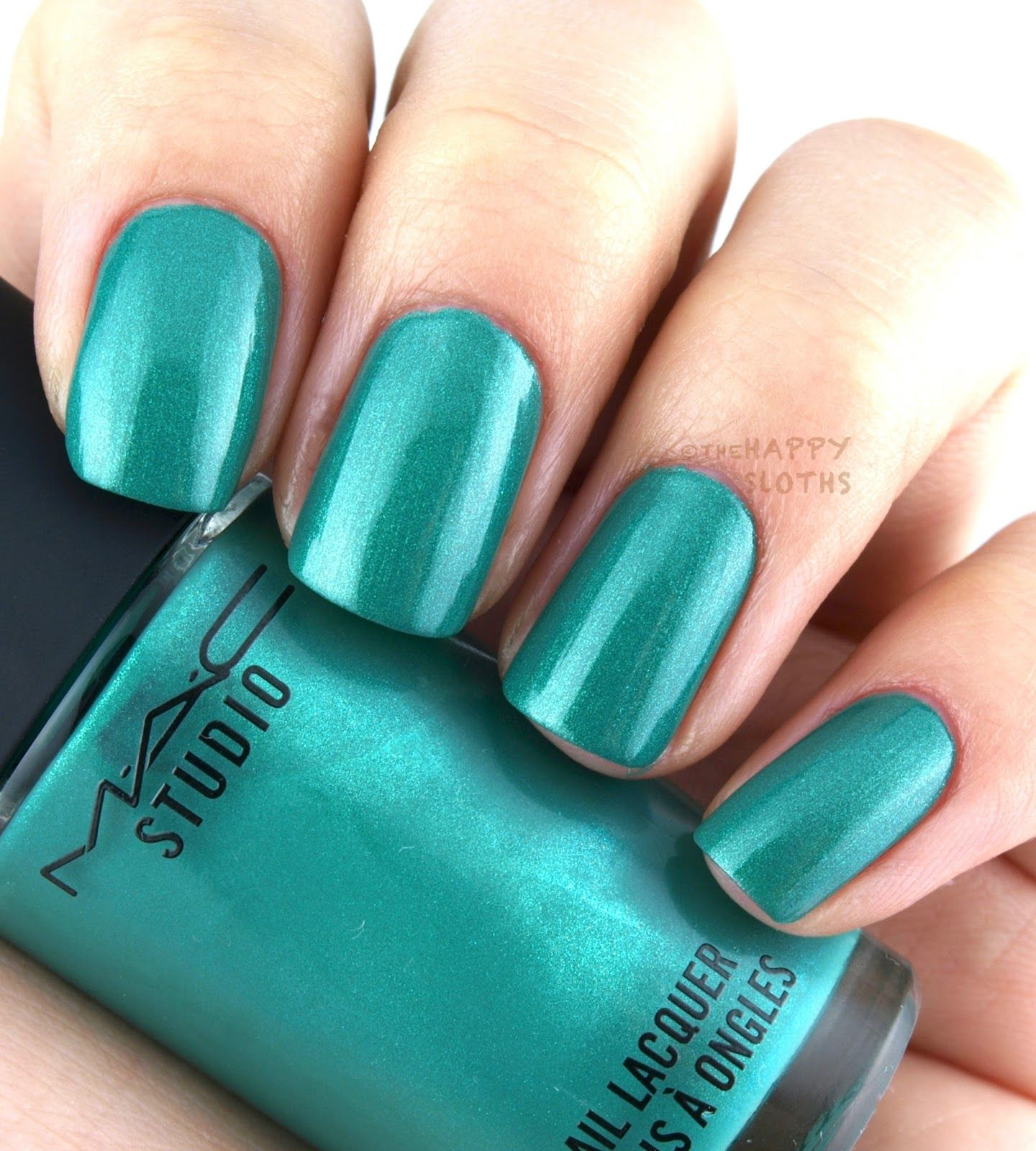 Nail Polish Style: MAC Fashion Pack Collection: Review And Swatches