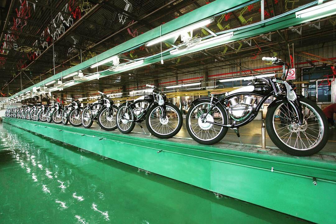 Munro Bike Factory Bike Fair Grounds City