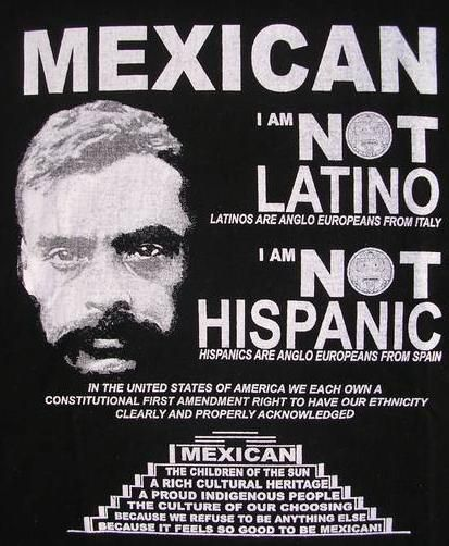 It's time for Cinco de Mayo a Mexican not Latino or