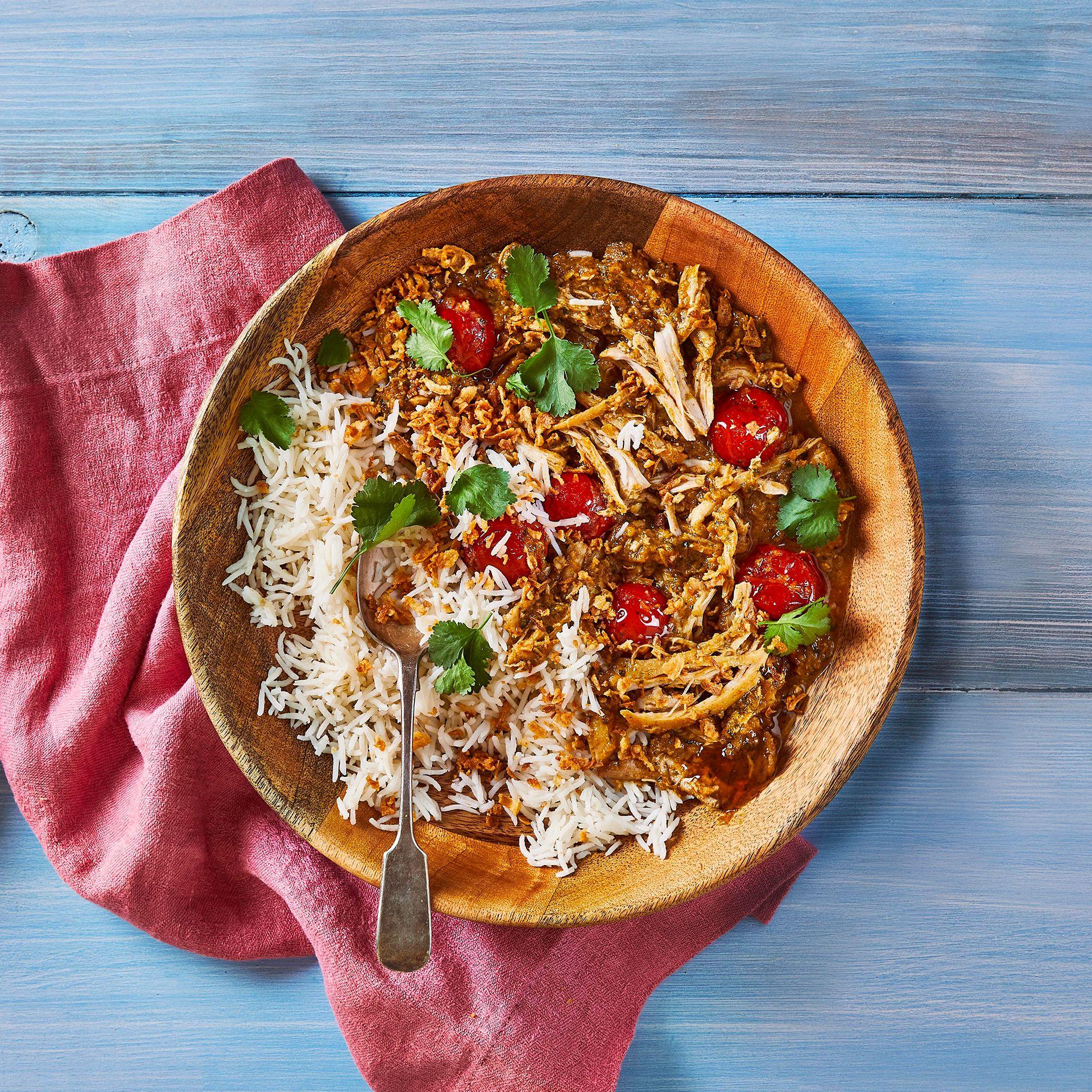 Aromatic Sri Lankan Chicken Curry Recipe Gousto Gousto Recipes Recipes Sri Lankan Chicken Curry