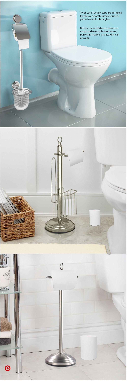 Shop Target For Toilet Amp Brush Amp And Amp Holder Amp Set You