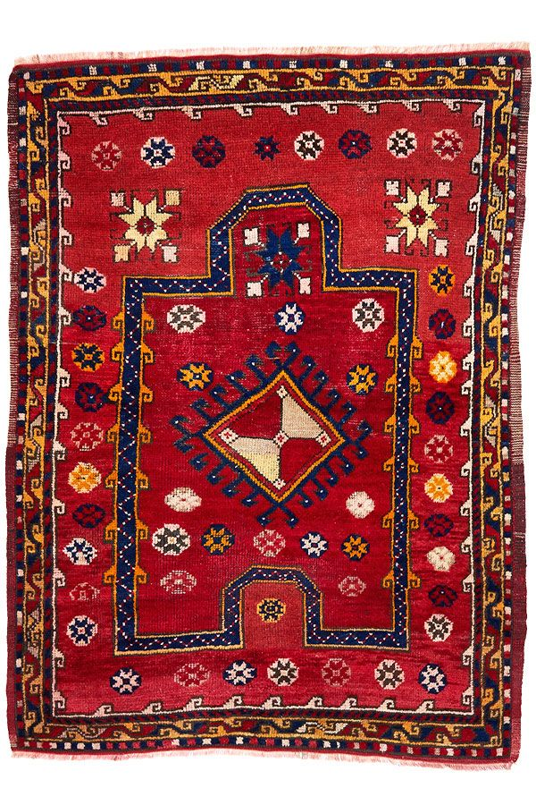 Cannle Prayer Rug 1 45 X 08 M