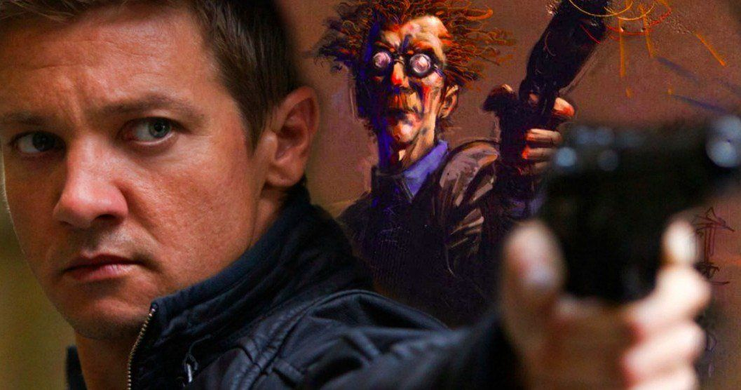 Jeremy Renner Is Twitch Williams in the 'Spawn' Reboot ...