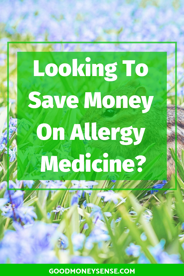 The Biggest Savings On Allergy Relief Medications For Spring 2019 Savvy Wise Shopping Allergy Relief Seasonal Allergies Allergies