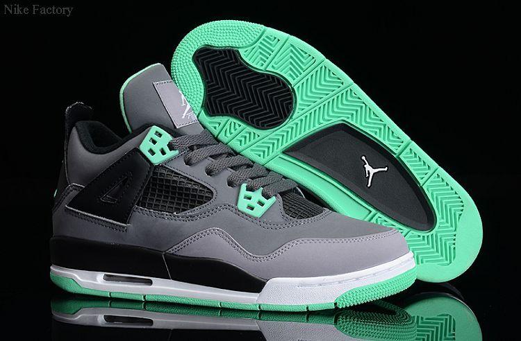 Air Jordan 5 Oreo Gray Black Green Men S Shoes Black Friday Shoes Best Sneakers Shoes