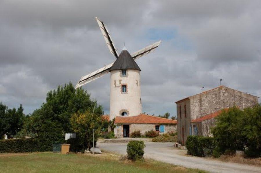 Raire Vendee France Vendee France Vendee Moulin A Vent