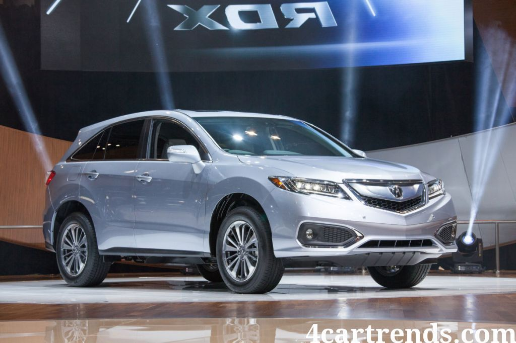 2018 Acura RDX: Possible Redesign, Changes, Price >> 2017 Acura Rdx Release Date Changes Redesign Price 2017 Acura
