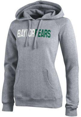 Product: Baylor University Bears Women's Sport Hooded Sweatshirt