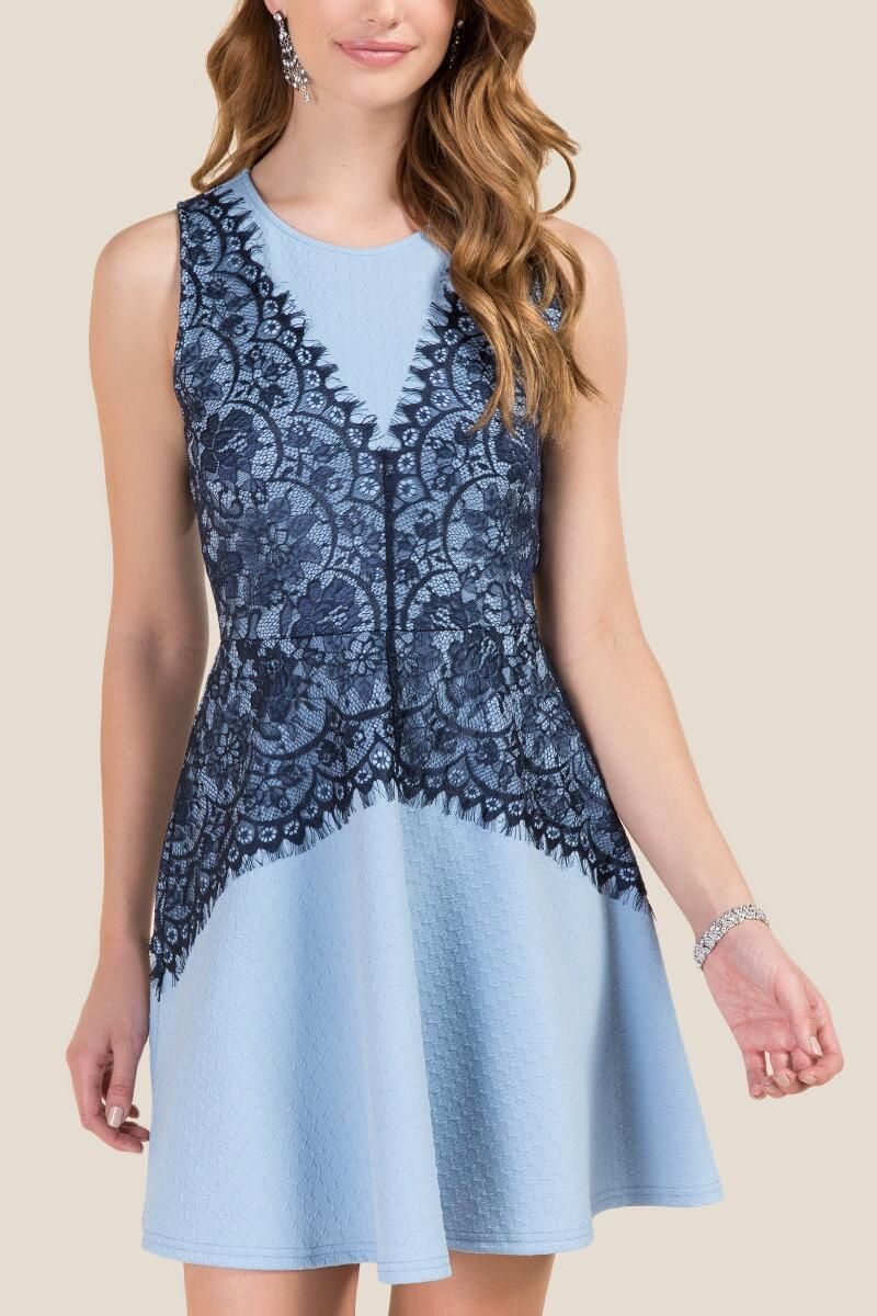 Green dress with lace overlay  Aura Lace Overlay Aline Dress  My Style  Pinterest  Lace overlay