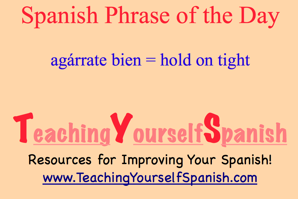Pin on Spanish Phrases