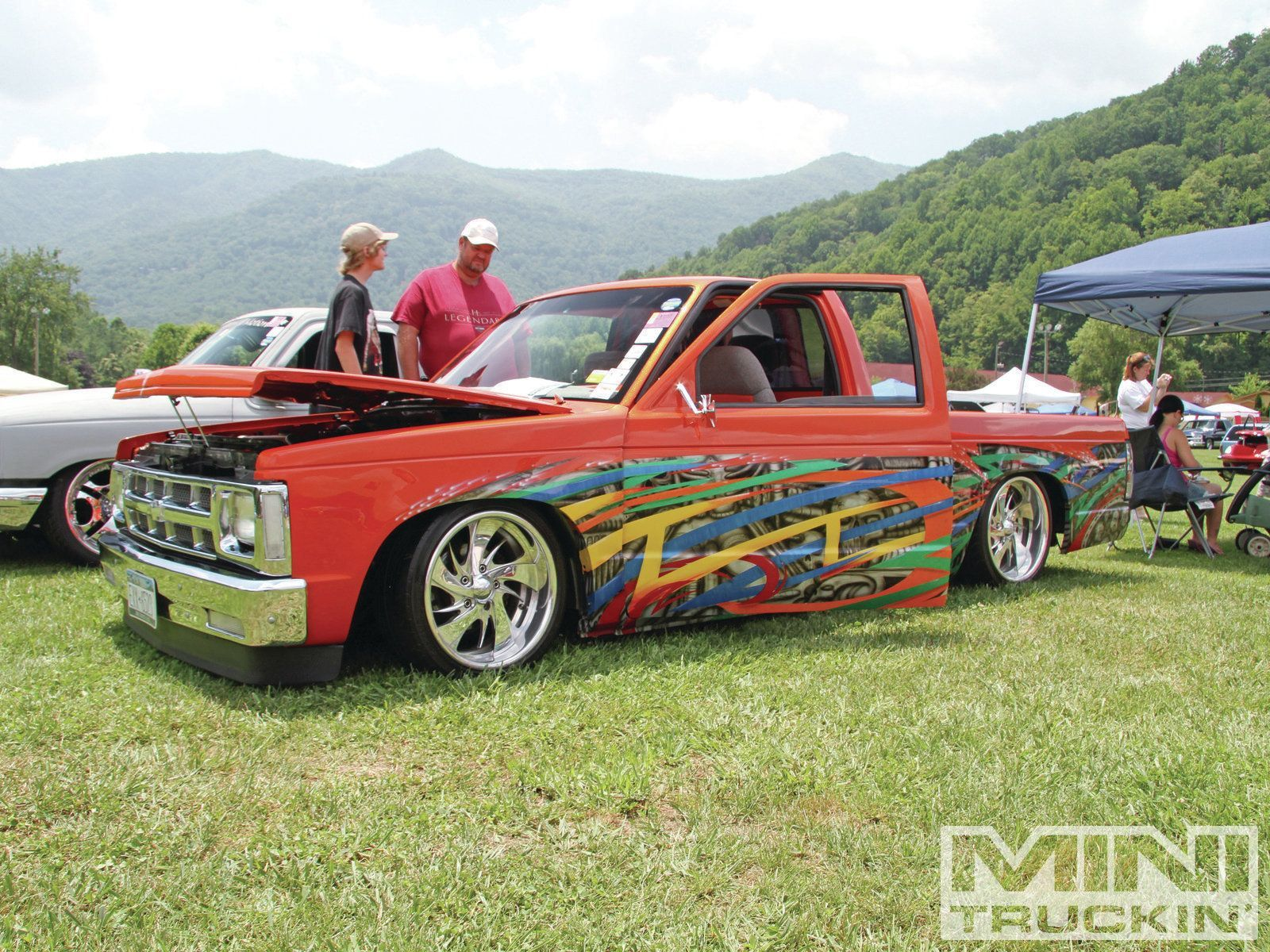 2010 southeast minitruckin nationals custom truck shows mini truckin magazine