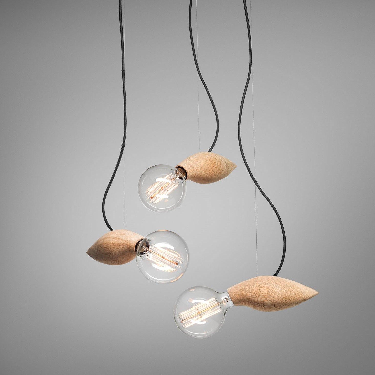 decovry.com - Jangir Maddadi | Swarm Lamp - set van 5