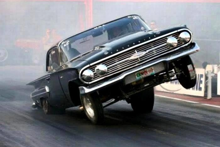 1960 Chevrolet In Action Hot Rods Cars Muscle Classic Cars