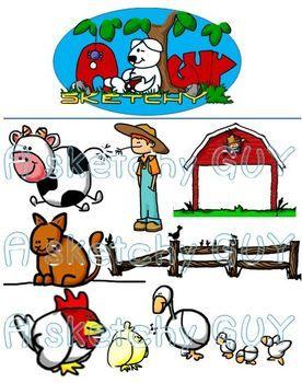 farm animals clip art farm clipart clip art and farming rh pinterest com farming clipart gif farming clipart images