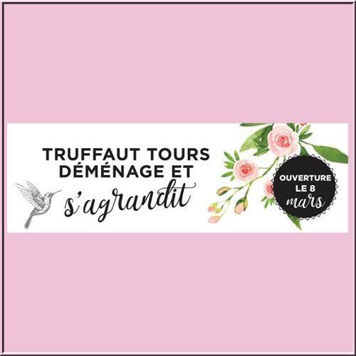 Truffaut Tours Magasin Jardin Deco Animaux Demenage Pour S Agrandir A Partir Du 8 Mars 2017 Au Centre Commercial Ma Peti Centre Commercial Demenagement Tours