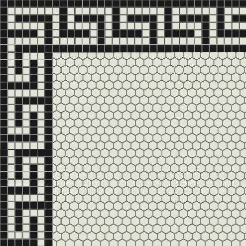 tile entryway tile mosaic flooring