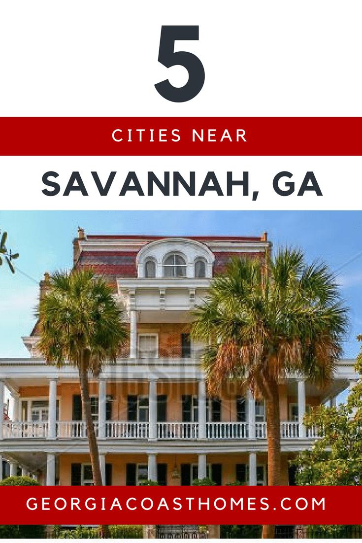 Cities Near Savannah Ga Savannah Chat Savannah Ga City
