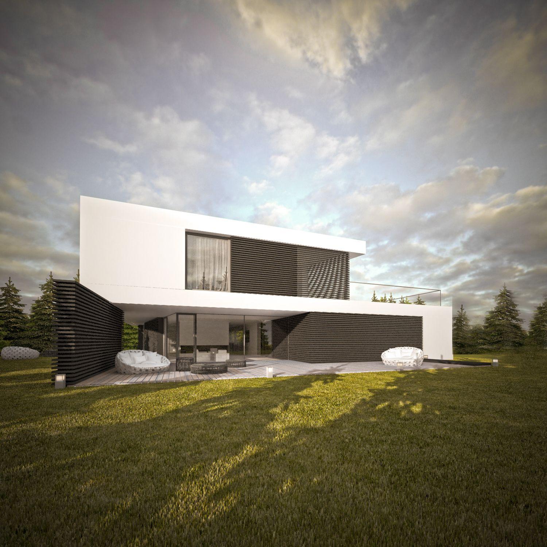 Dom Jednorodzinny / Single Family HousePowierzchnia Użytkowa/usable Area:  280m Kw.Lokalizacja /
