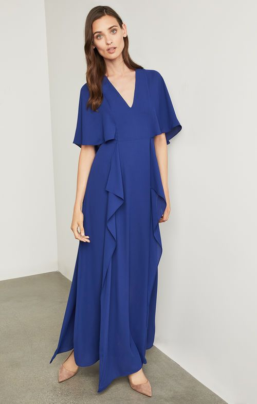 Loved this! | Dresses with sleeves, Maxi dress, Dresses