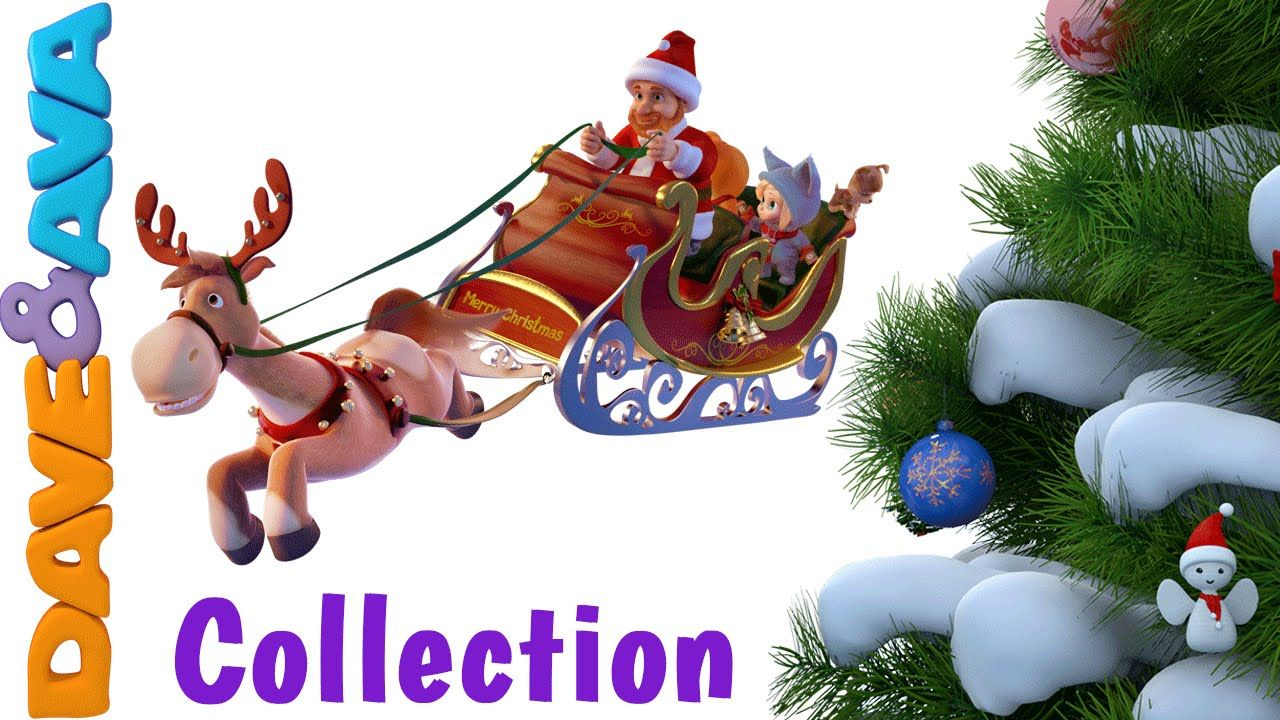 Christmas Songs for Kids   Jingle Bells Song   Nursery Rhymes Collection...   Christmas songs ...