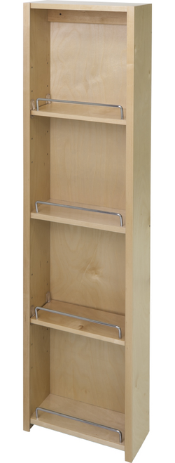 Pantry Door Mount Cabinet 12 X 45 Pdm45 Pantry Door Storage Pantry Door Organizer Adjustable Shelving