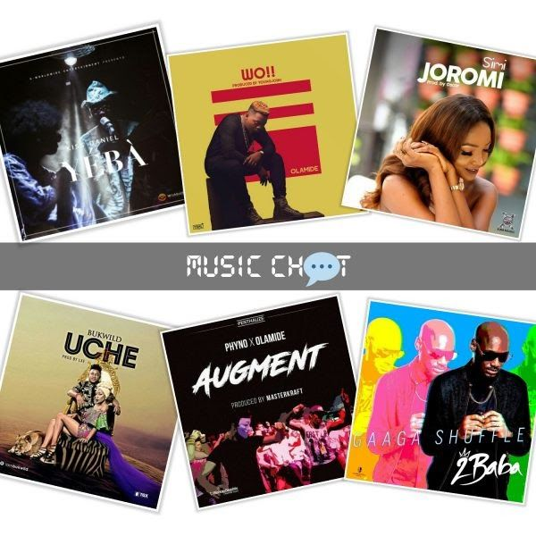 Music Chat (pronounced Music Chart) is an online television music - music chart