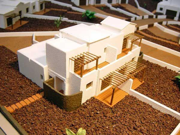 Maqueta casas google search the perfection pinterest for Casa moderna maqueta