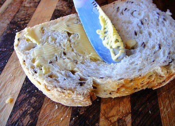 Bem Legaus!: Faca de manteiga