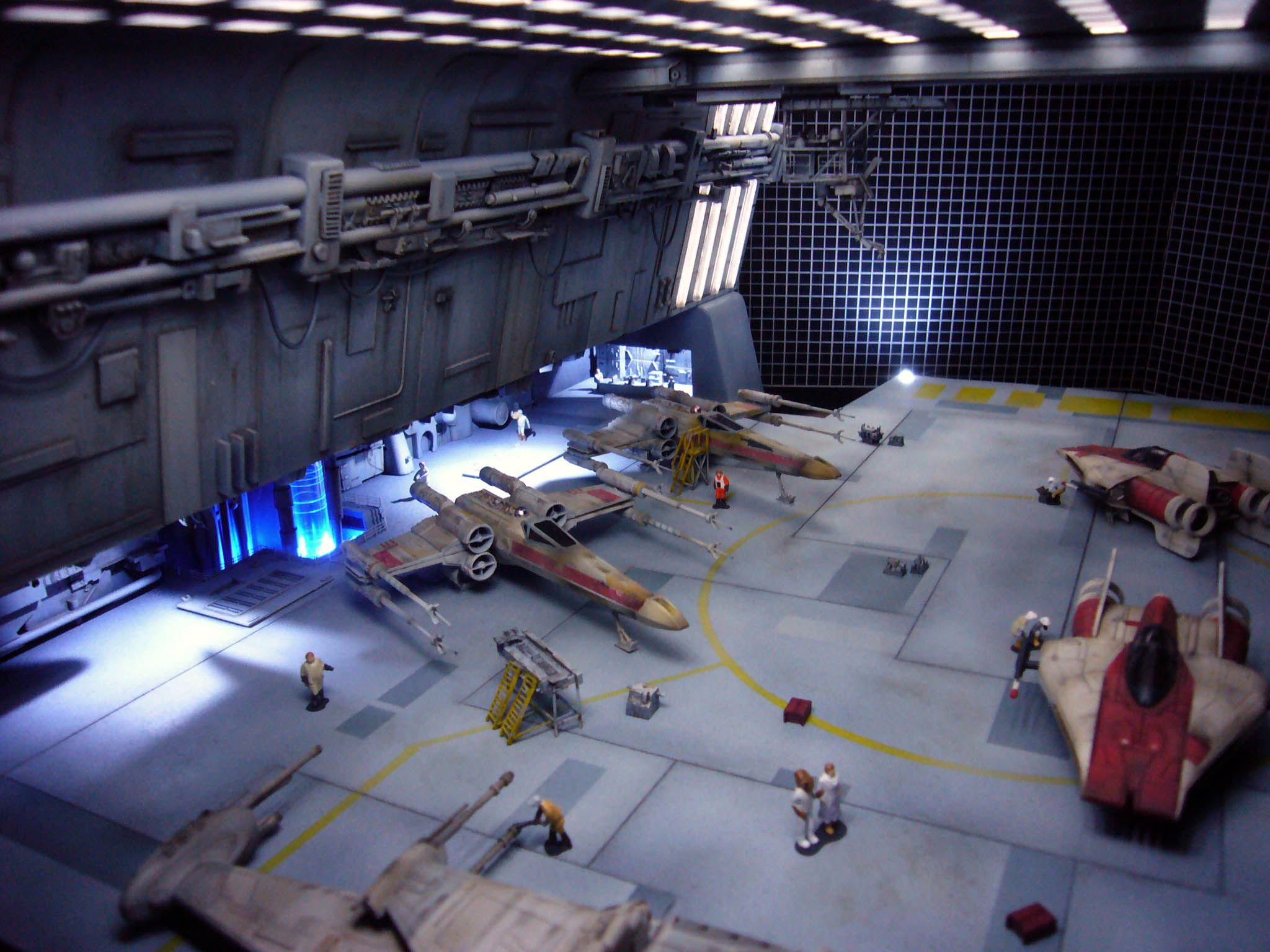 Pin by A Alpern on Star Wars - Model Building | Star wars