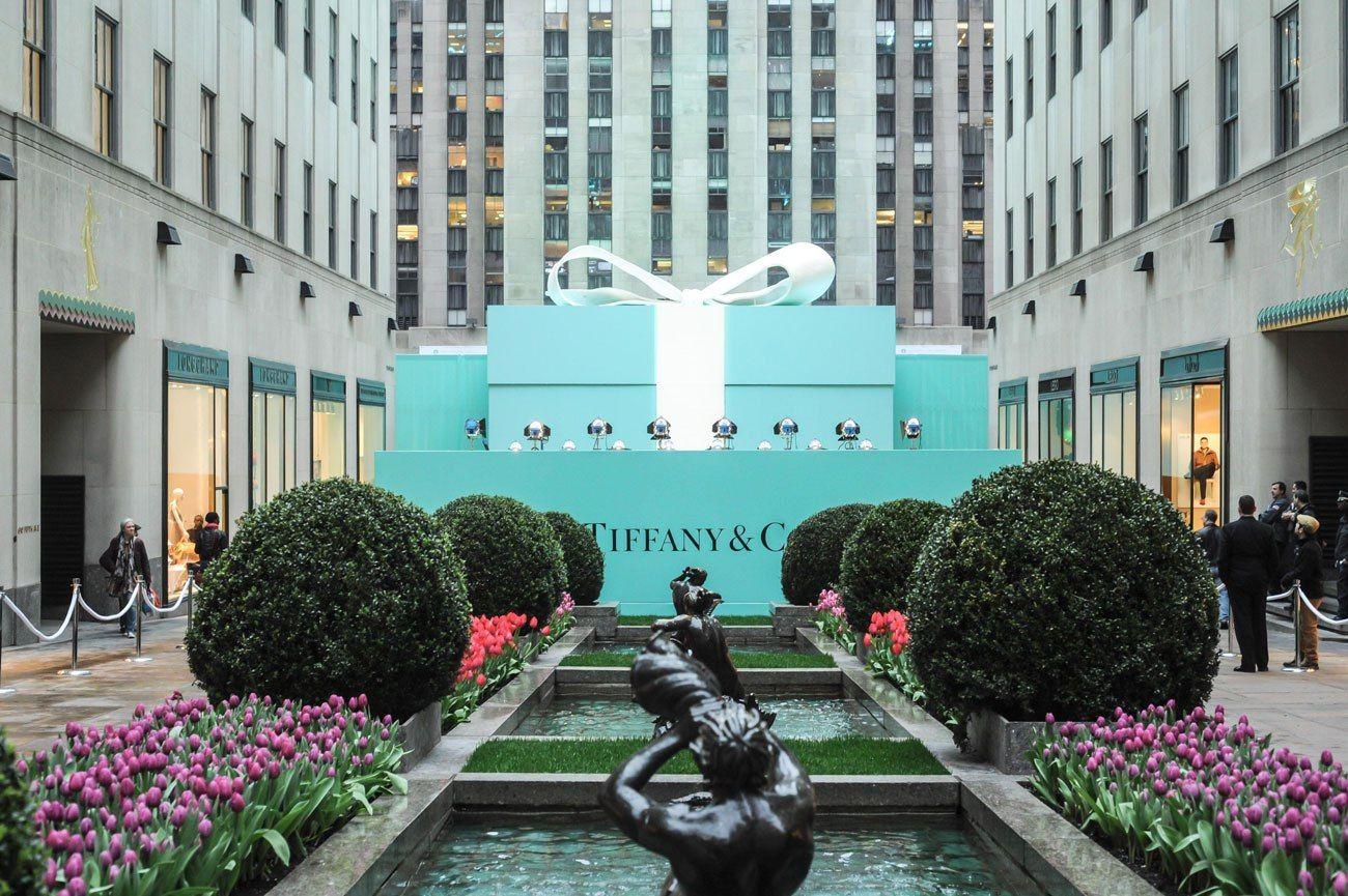 Inside the Lavish, Tiffany's Art-Deco Bash