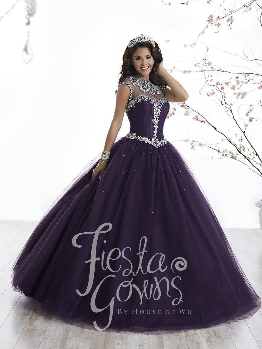 Fiesta gowns by house of wu house of wu quincedresses
