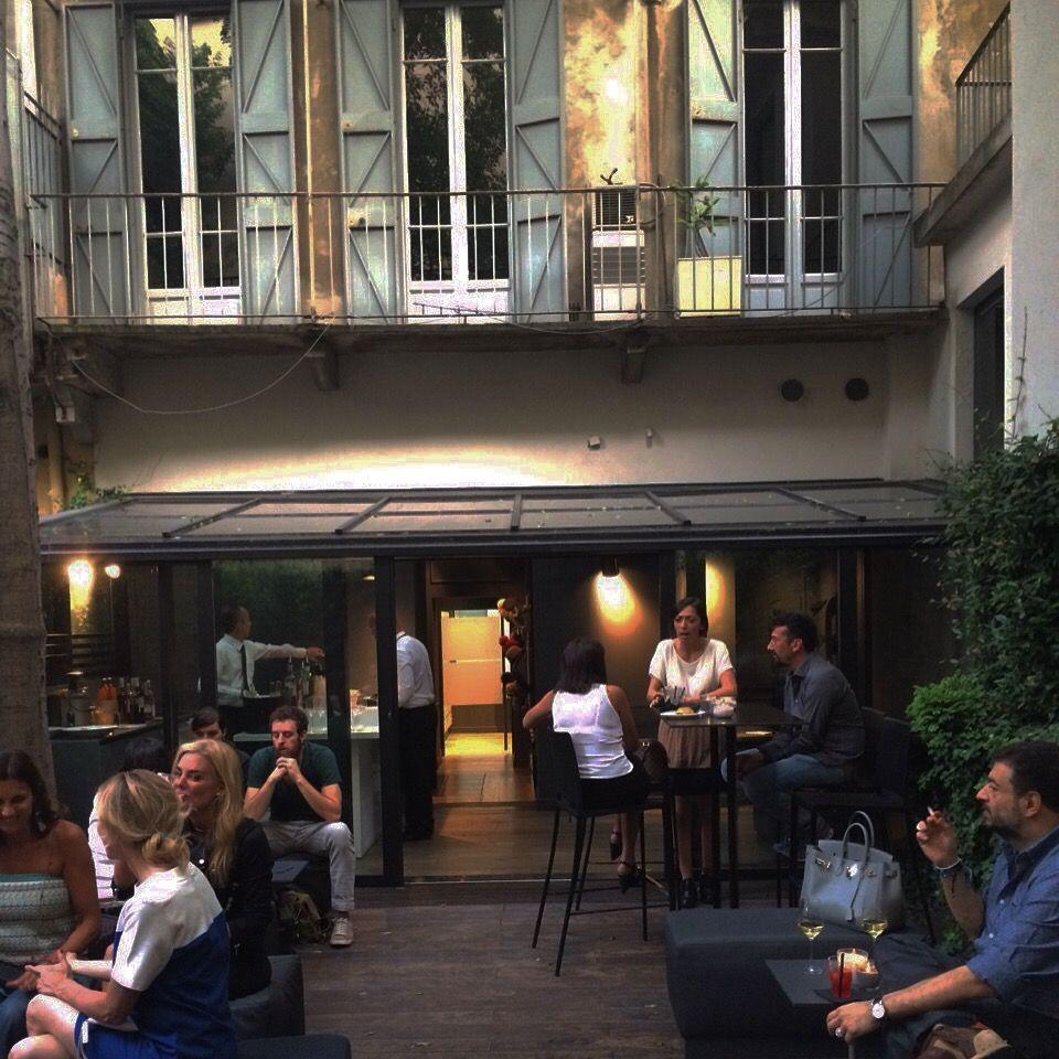 Spazio Borsalino hosting the second chapter of #BorsalinoLounge night events.