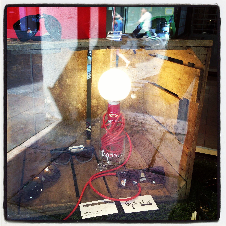Bigdesign in vetrina ottica lugli, carpi (mo)