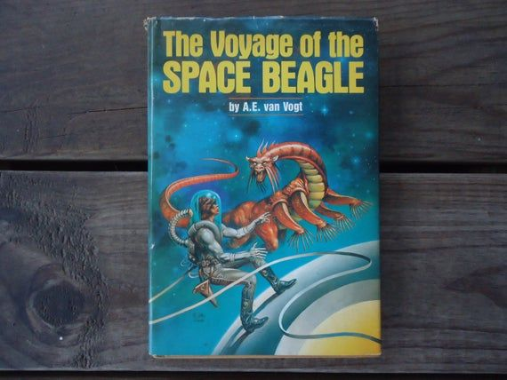 The Voyage Of The Space Beagle Book In 2020 Books Beagle Voyage