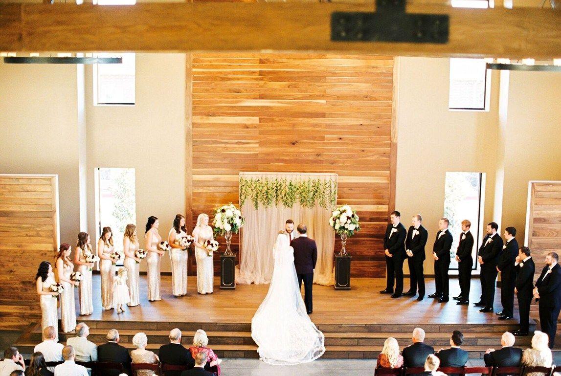New Wedding Venue In Frisco Texas DFW Ceremony And Reception