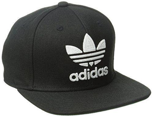 81d3764499113 adidas Mens Men s originals snapback flatbrim cap