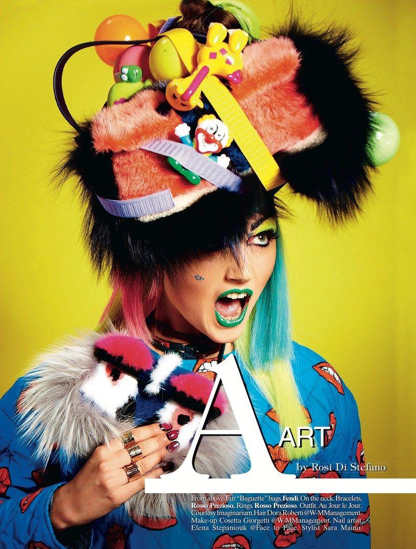Weird Fashion, Fairytale Fashion